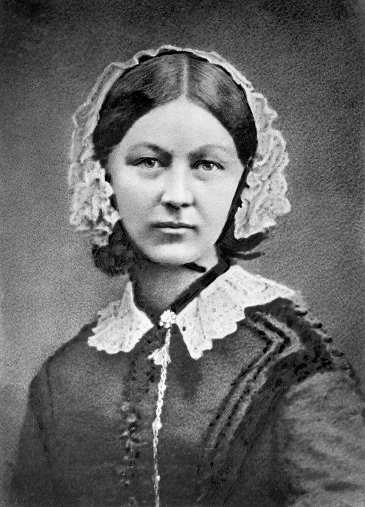 Florence Nightingale (photo: Wikipedia))
